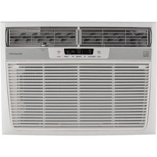 Frigidaire FFRE1833S2 18,000 BTU 230V Window-Mounted Median Air Conditioner with Temperature Sensing Remote Control