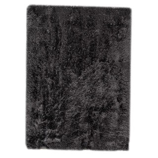 M.A.Trading Hand-Woven Indo Dubai Charcoal Rug (5'6 x 7'10)