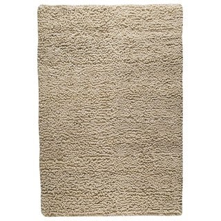 M.A.Trading Hand-woven Indo Berber FD-01 Natural Rug (5'6 x 7'10)