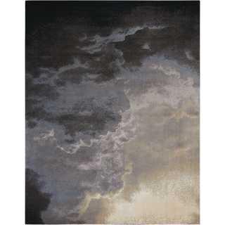 Nourison Twilight Storm Rug (5'6 x 8')