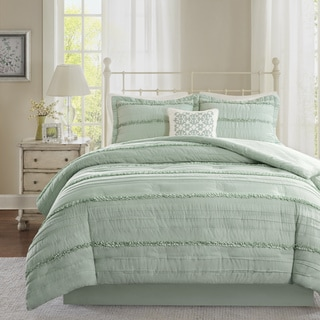 Madison Park Isabella Green Comforter Set