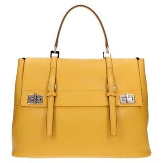 Prada 'Soleil' Saffiano Leather BN2790 Satchel
