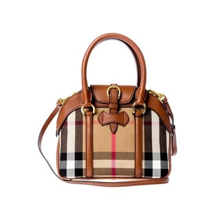 Burberry Small Milverton Tote