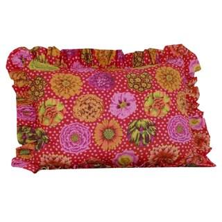 Tula Ruffled Pillow Sham