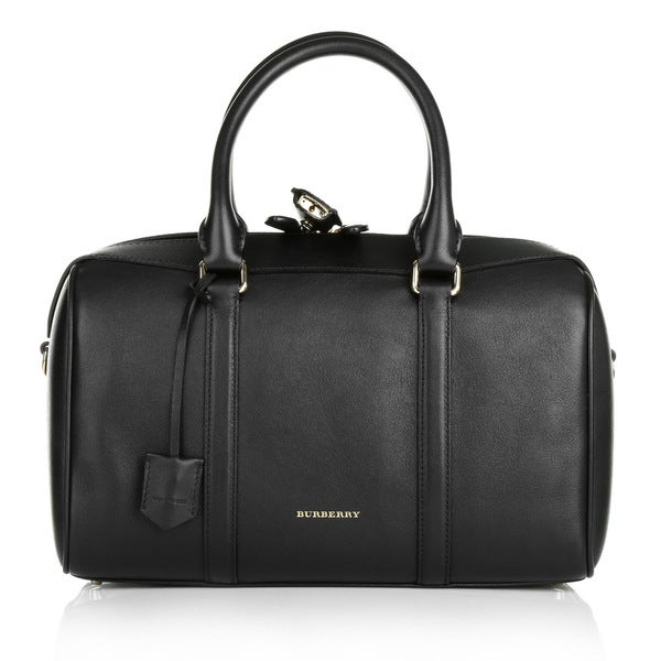 Burberry Signature Soft Medium Alchester Armour Bowling Bag 17928732