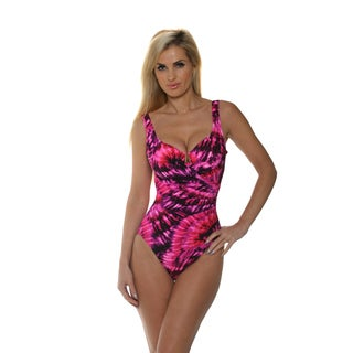 Miraclesuit Women's Fan Dance Escape One-Piece