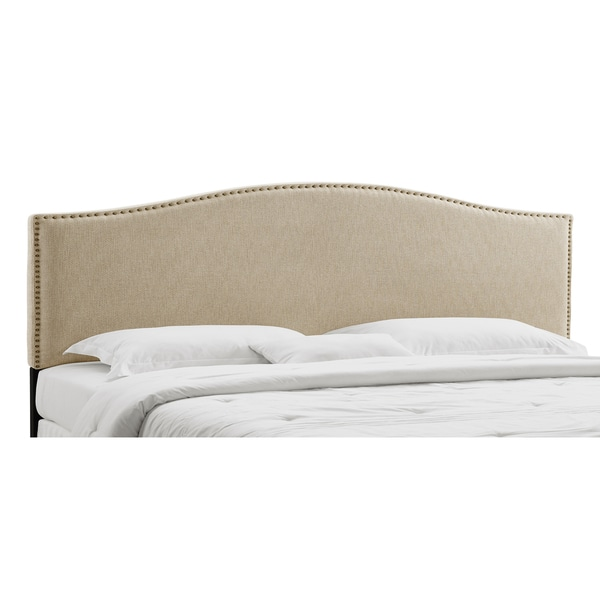 King-size Linen Headboard