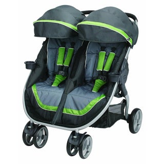 Graco Fastaction Fold Duo Click Connect Piazza Stroller