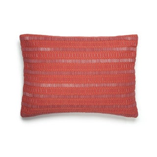 Amy Sia Painterly Beaded Decorative Pillow