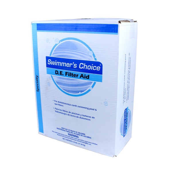 Swimmer's Choice D.E. Filter Aid 25 lb.