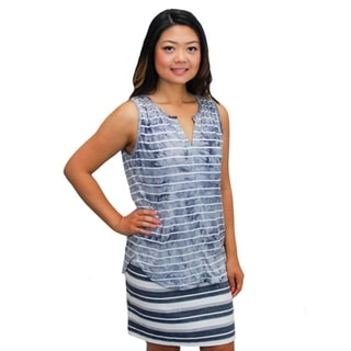 Relished Louvre Sleeveless Top