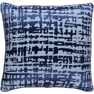 Decorative Dara 22-inch Down or Poly Filled Throw Pillow