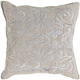 Decorative Clarita 22-inch Down or Poly Filled Throw Pillow