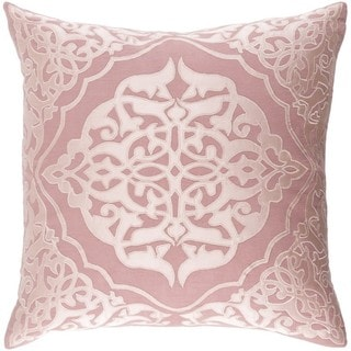 Decorative Fort Collins 20-inch Down or Poly Filled Throw Pillow