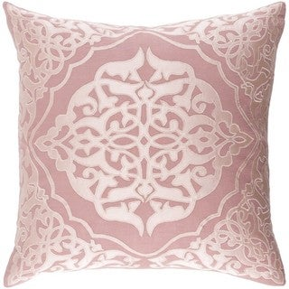 Decorative Fort Collins 18-inch Down or Poly Filled Throw Pillow