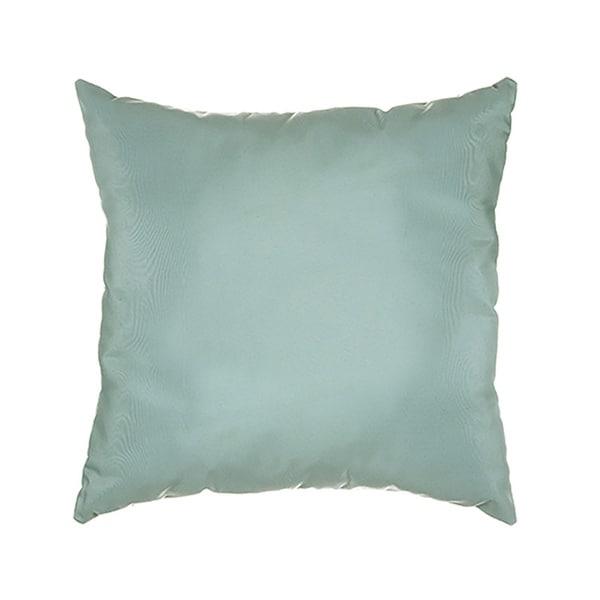 Throw Pillow-Canvas Glacier