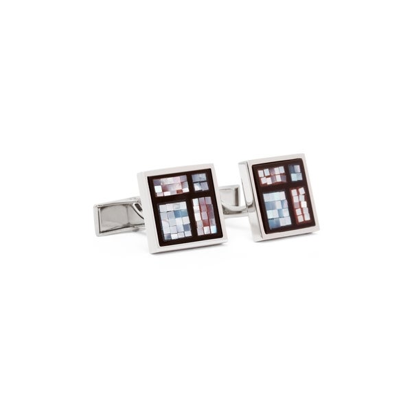 Multi Pattern Cuff Links