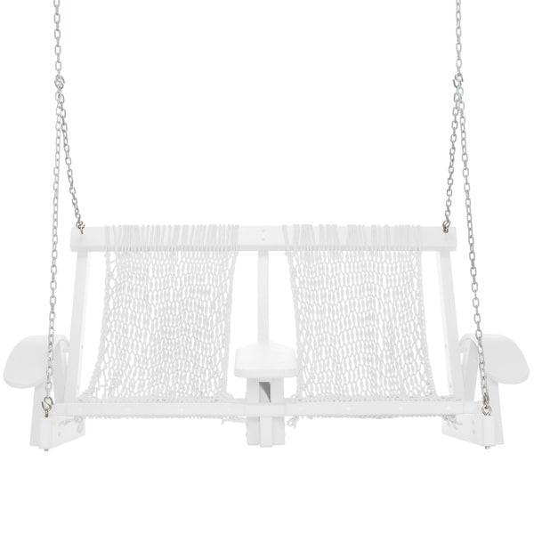 Coastal Duracord White Swing