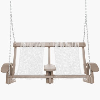 Coastal Duracord Weatherwood Swing