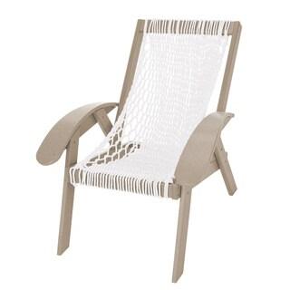 Coastal Duracord Weatherwood Chair