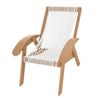 Coastal Duracord Cedar Chair