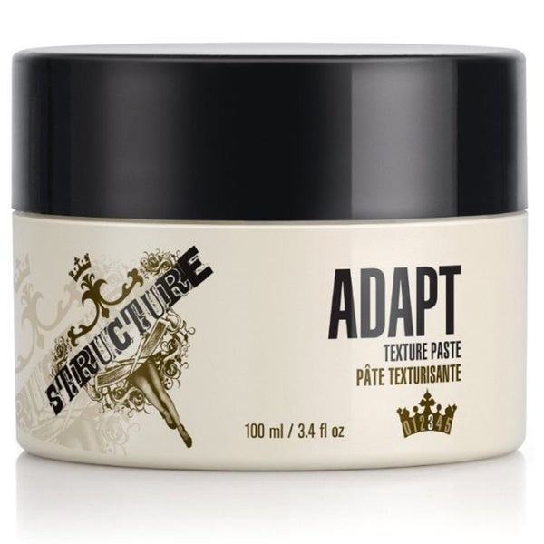 Joico Structure Adapt Styling 3.4-ounce Matte Finish Pliable Paste