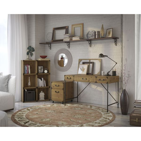 Kathy Ireland Office By Bush Furniture Ironworks 48 Inch