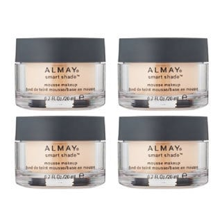 Almay Smart Light Shade Mousse Makeup