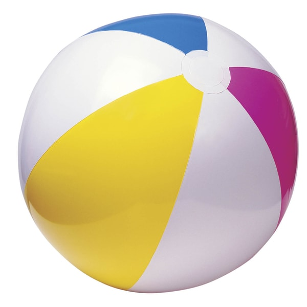 Glossy Panel Beach Ball