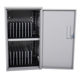 Luxor 16 Unit Vertical Wall/Desk Charging Box