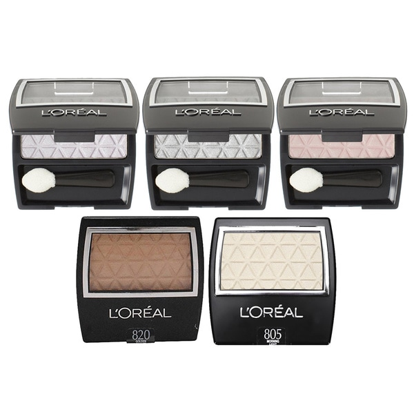 L'Oreal Paris Wear Infinite Eyeshadow 5-piece Set