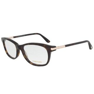 Tom Ford FT5237 053 Rectangular Eyeglasses Frame