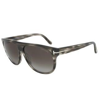 Tom Ford FT0375 20B Kristen Rectangular Sunglasses