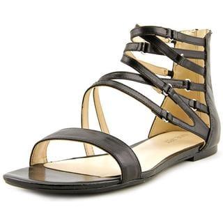 Nine West Women's 'Securitie' Leather Sandals