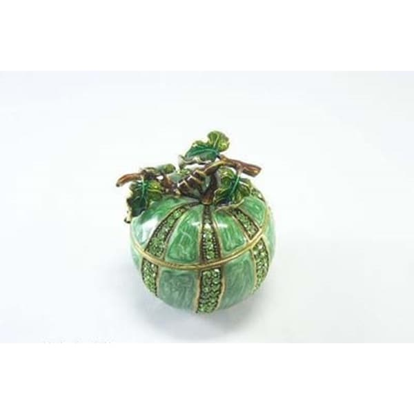 Elegance Melon shaped jewelry box