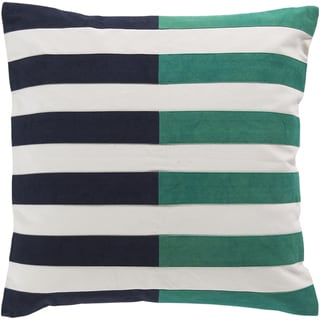 Decorative Petworth 18-inch Check Pillow Cover