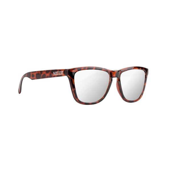 Cypress Polarized Sunglasses Brown Silver