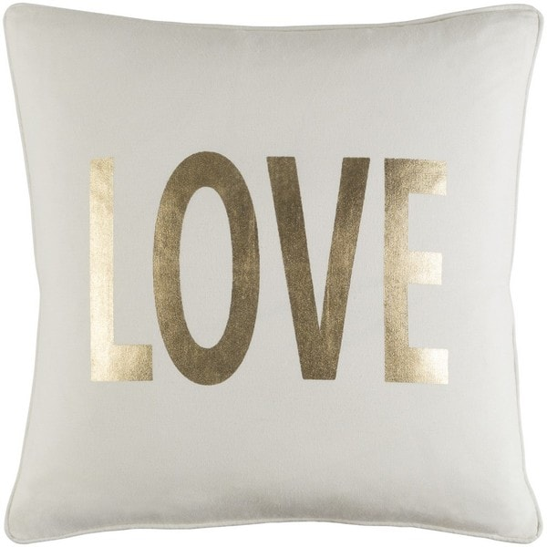 Decorative 18-inch Gade Throw Pillow Shell
