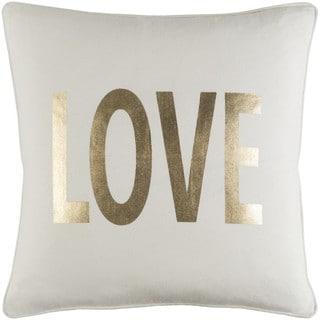 Decorative 18-inch Gade Throw Pillow Shell