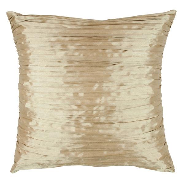 Envogue Decorative Pillows : Austin Horn En Vouge Glamour Quartz 18-inch Fortuny Gold Throw Pillow - 18530490 - Overstock.com ...