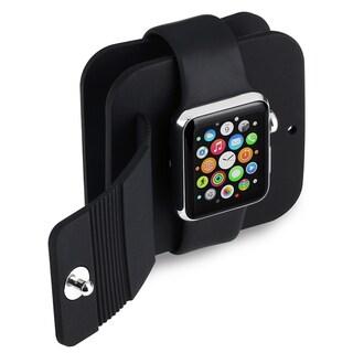 Premium Anti-scratch Apple Watch Compatible TPU Protector Storage Case