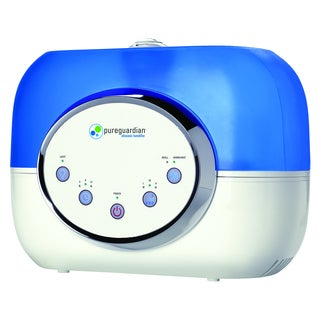PureGuardian RH4610 120-Hour Digital Ultrasonic Warm and Cool Mist Humidifier (Refurbished)
