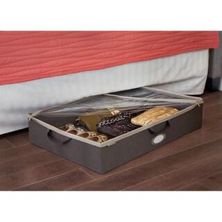 ClosetMaid Grey Under Bed Fabric Storage Bin