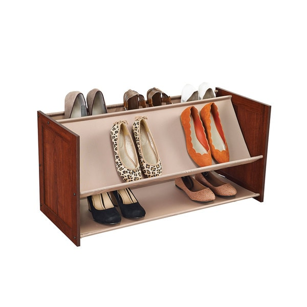 ClosetMaid Multi-Level Shoe Organizer