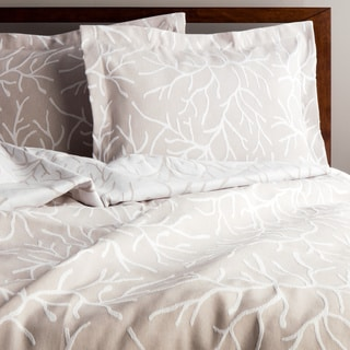 Coral Glory Coverlet