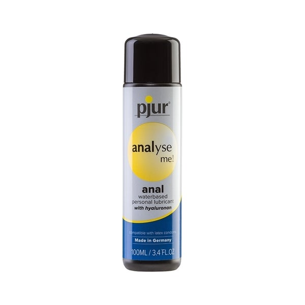 Pjur ANALYSE ME! Water-Based Anal Lubricant