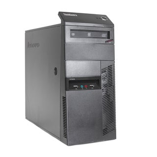Lenovo ThinkCentre M81-T 3.1GHz Core i5 CPU 4GB RAM 1TB HDD Windows 10 Computer (Refurbished)