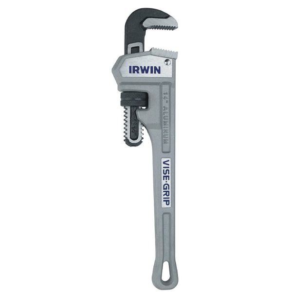 "Irwin Vise Grip 2074114 14"" Cast Aluminum Pipe Wrench"
