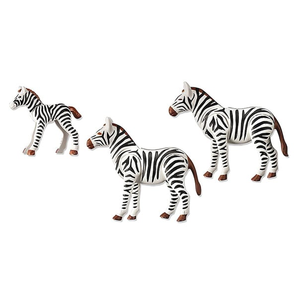 Playmobil Zebra Family Building Kit 17945874