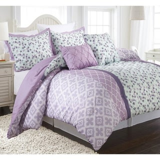 Abigail Reversible 5-piece Comforter Set